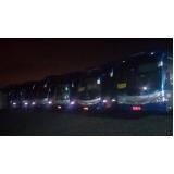 locação ônibus fretado valor Praça da Arvore