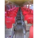locação ônibus Novo Horizonte