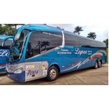 ônibus fretado mensal para empresa preço Morumbi