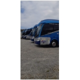 ônibus fretado para congonhas Água Funda