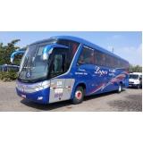 ônibus fretado para empresas Praça da Arvore
