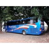 ônibus fretado para turismo Vila Medeiros