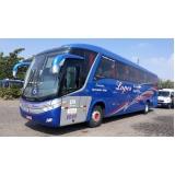 ônibus fretados para viagem Parque São Lucas
