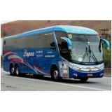 orçamento aluguel de ônibus de viagem Campo Belo