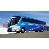 orçamento de fretamento de ônibus e vans Lapa