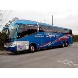 orçamento de fretamento de ônibus excursão Aricanduva