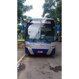 preço da locação de ônibus de turismo Jupiá