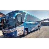 preço do aluguel de ônibus para viagem Osasco