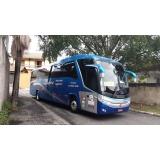 preço do fretamento de ônibus interestadual Pirapora do Bom Jesus