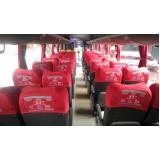 preço do fretamento de ônibus para viagem Santa Cruz