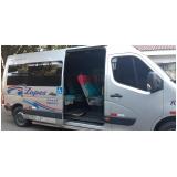transporte executivos van Jandira